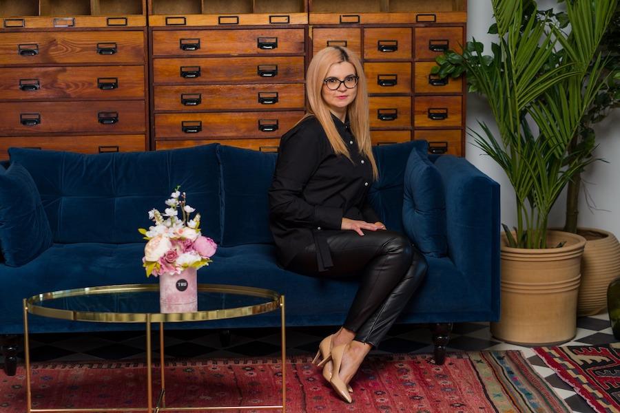 Imaginea femeii de business